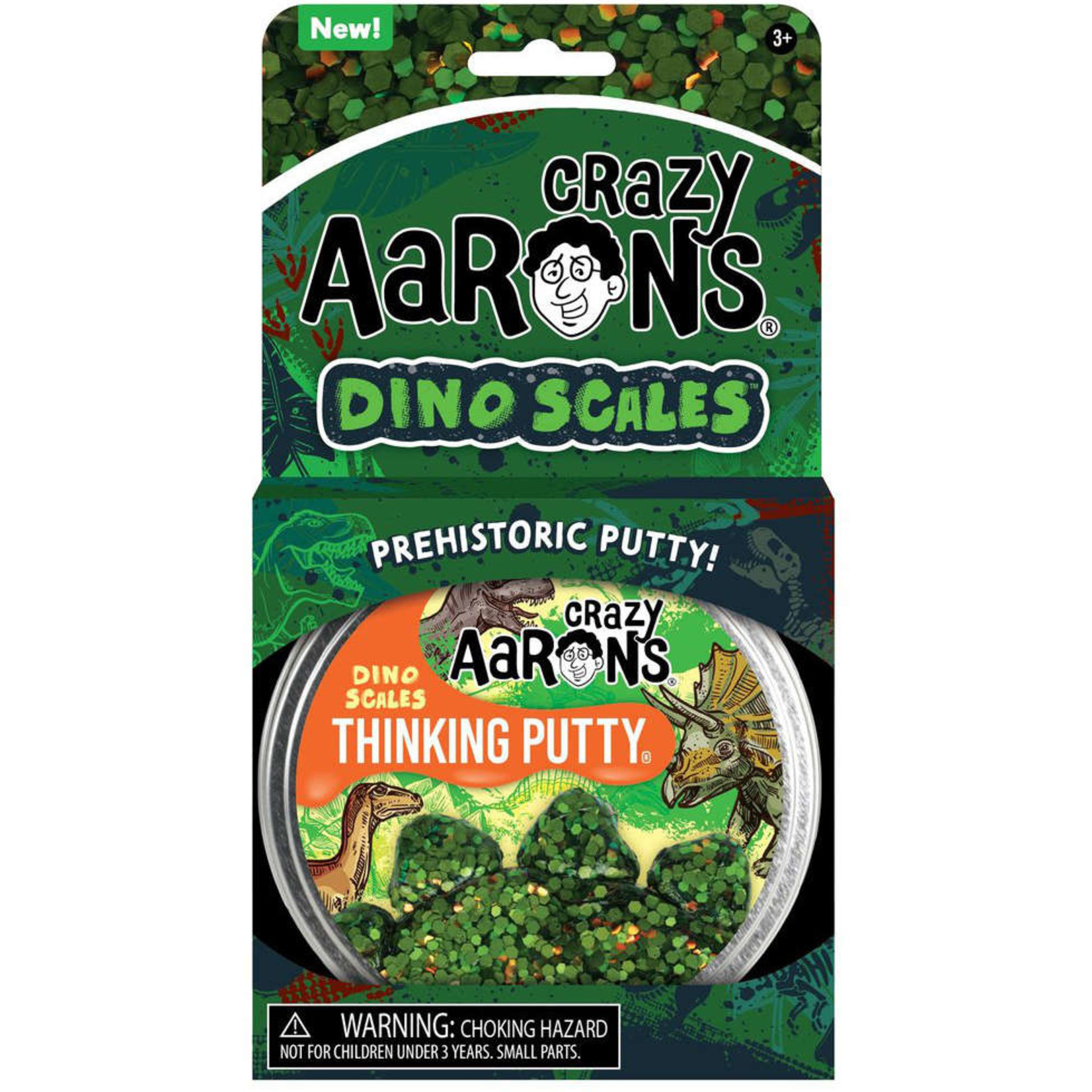 CRAZY AARON'S DINO SCALES PUTTY