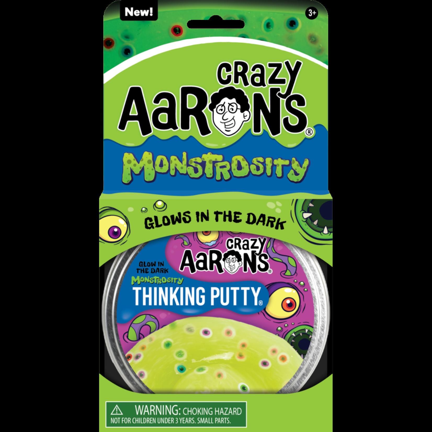 CRAZY AARON'S MONSTROSITY