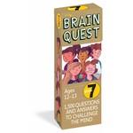 WORKMAN PUBLISHING BRAIN QUEST 7 GRADE