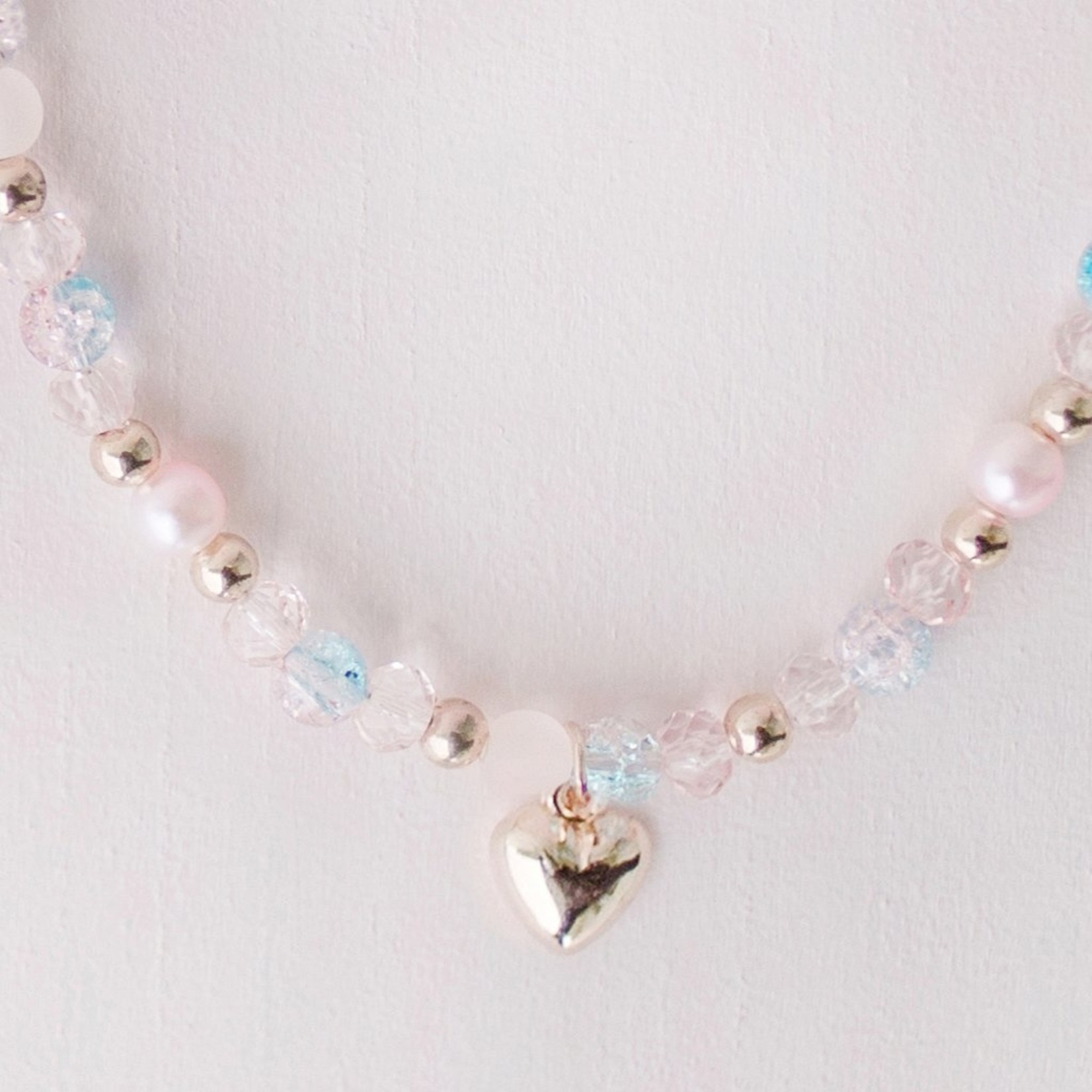 GREAT PRETENDERS BOUTIQUE SWEET HEART NECKLACE
