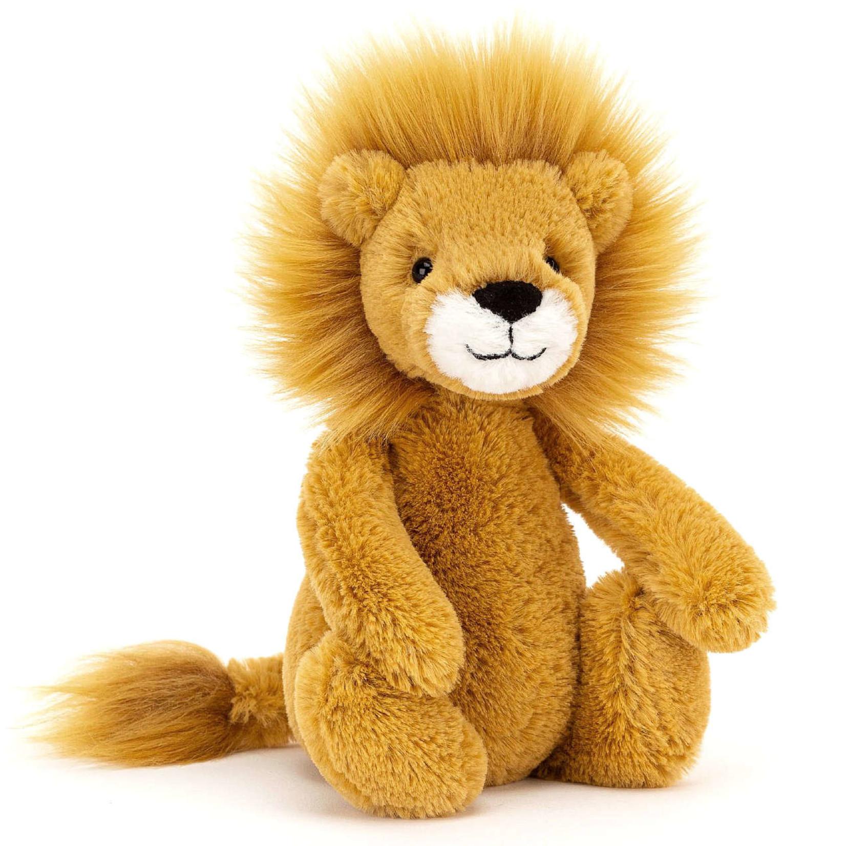 JELLYCAT MEDIUM BASHFUL LION
