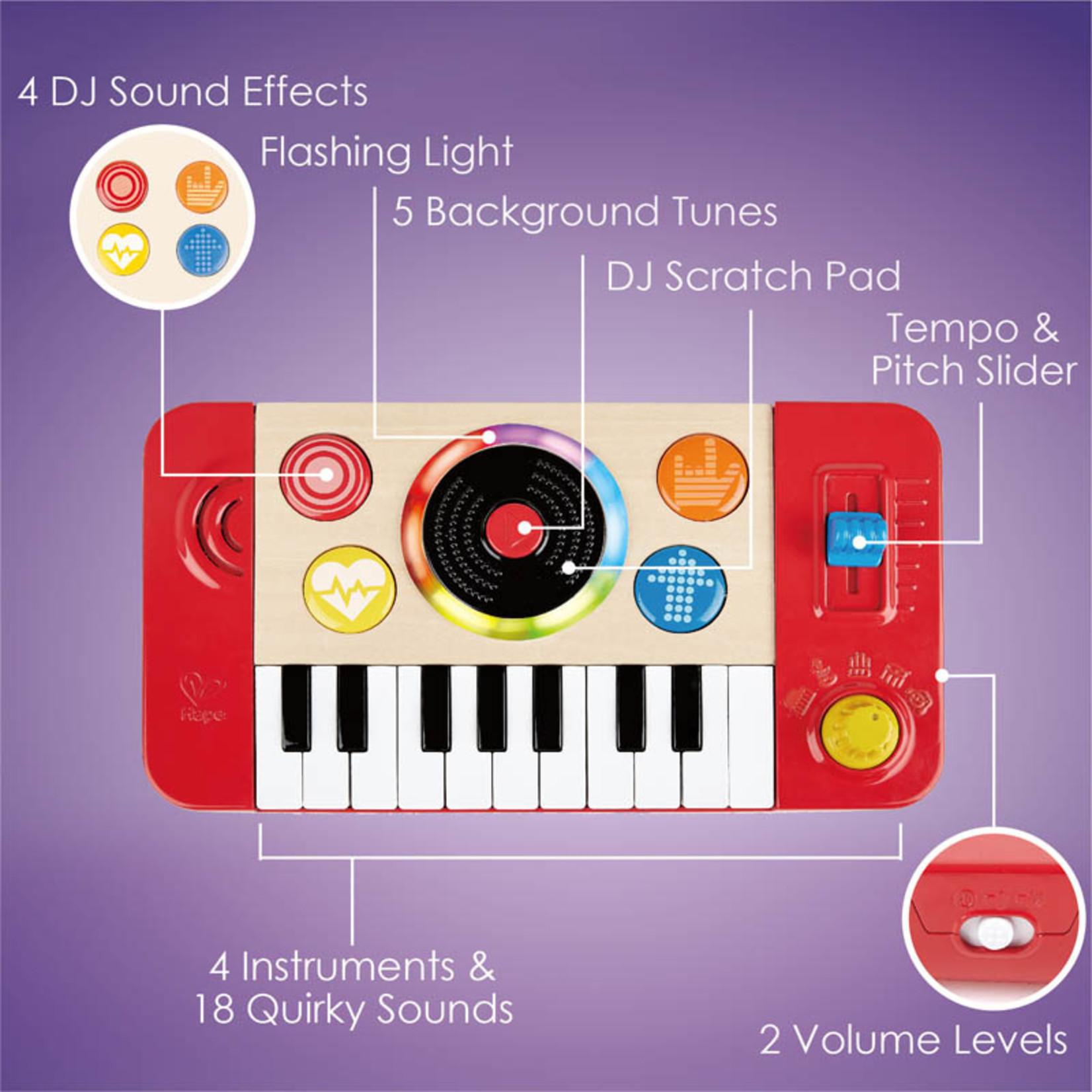 HAPE DJ MIX & SPIN
