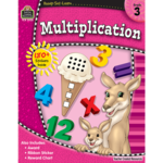 TEACHER CREATED RESOURCES READY TO LEARN: MULTIPLICATION GRADE 3