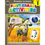 TEACHER CREATED RESOURCES PRACTICE TO LEARN: 1ST GRADE ACTIVITIES