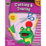 TEACHER CREATED RESOURCES READY-TO-LEARN: CUTTING & TRACING PREK-K