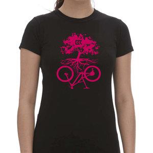 T-Shirt Bicycles Record Symbiose