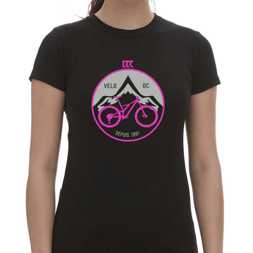 Bicycles Record T-Shirt Bicycles Record montagne