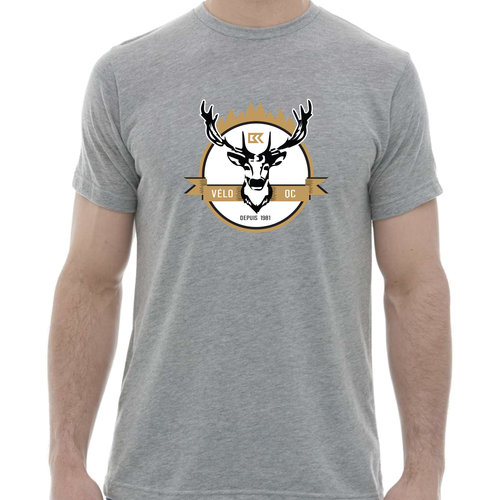 T-Shirt Bicycles Record Cerf