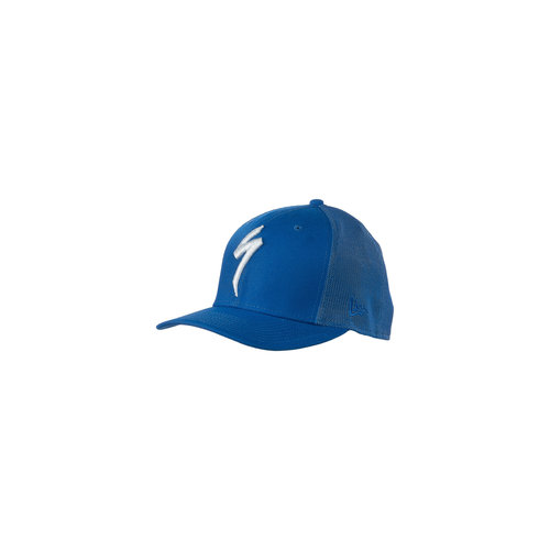 Specialized Casquette Trucker New Era  S-LOGO - Cobalt
