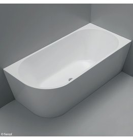 FIENZA 1500mm, FIENZA, ISABELLA Left-hand Acrylic Corner Bath