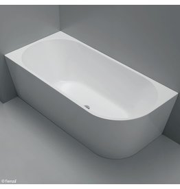 FIENZA 1500mm, FIENZA, ISABELLA Right-hand Acrylic Corner Bath