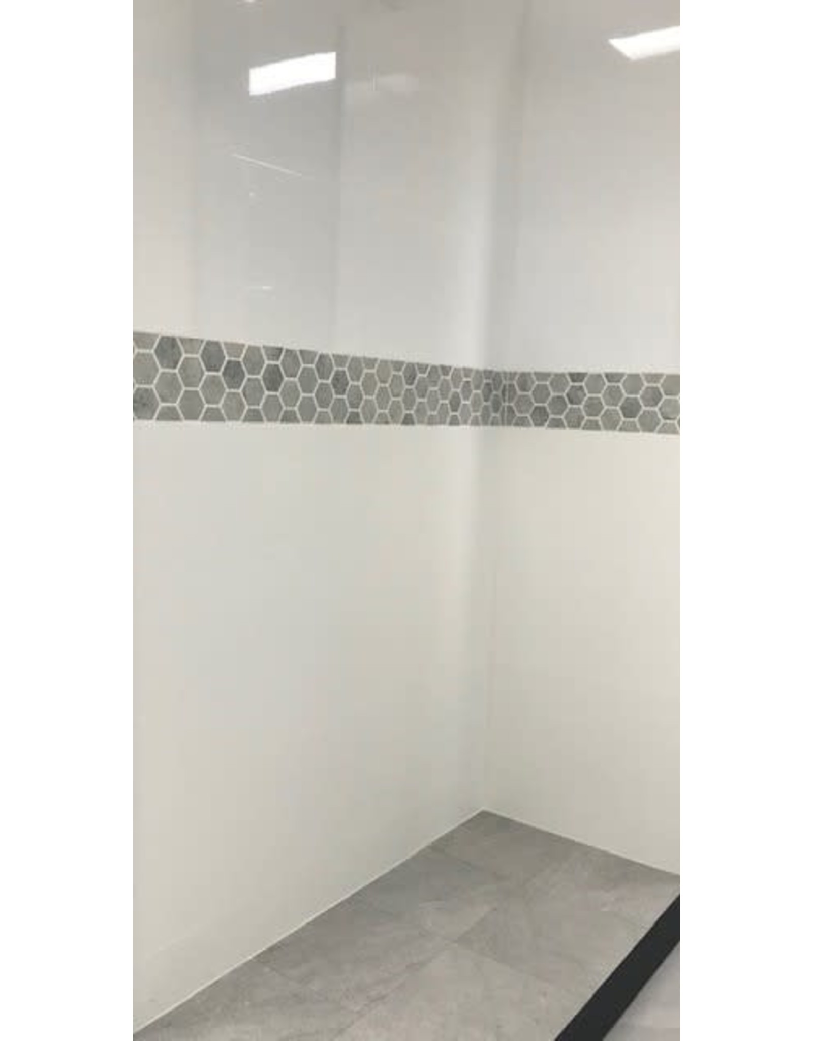 Eternity Tiles 300x600, Gloss White Rectified Wall Tile, Price Per Piece