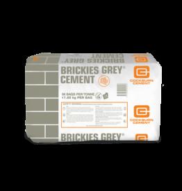 Cockburn Cement Cockburn Brickies Grey 17.8kg