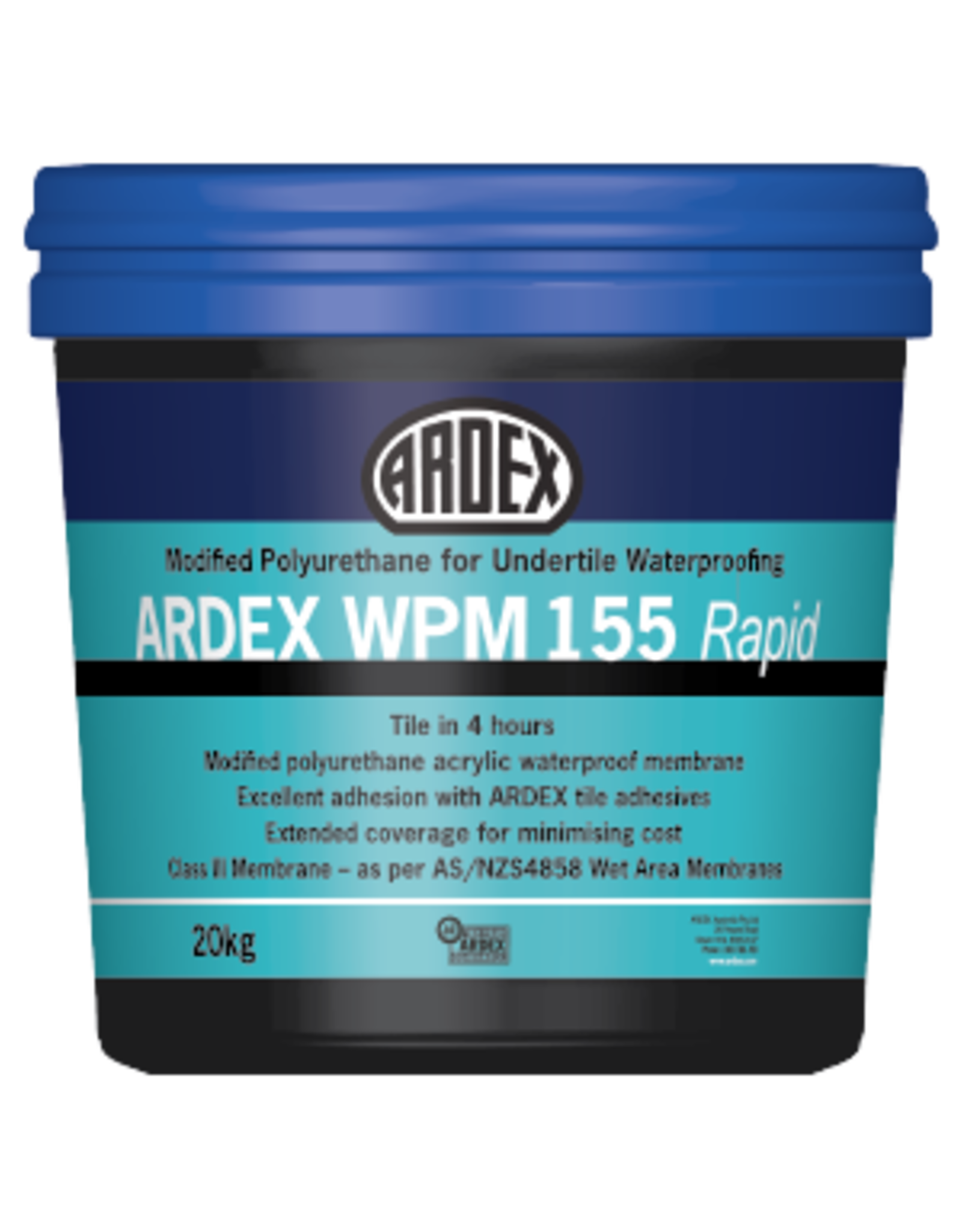Ardex ARDEX WPM 155 Rapid 15L