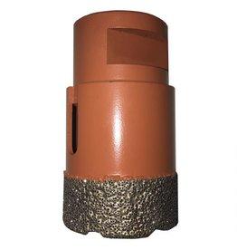 CDK Stone 6mm Diarex Ultra Vacuum Brazed Core Drill with M14 Thread