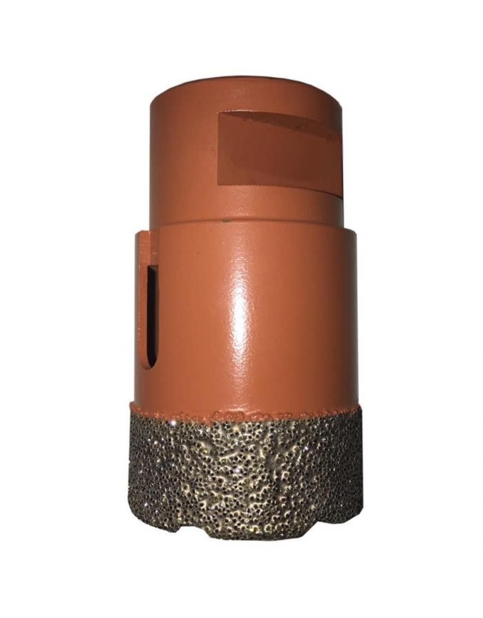 CDK Stone 45mm Diarex Ultra Vacuum Brazed Core Drill with M14 Thread