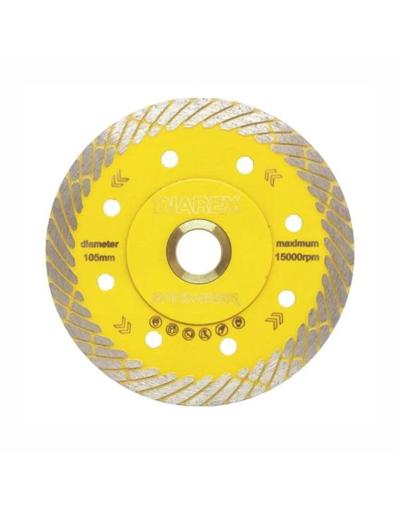 CDK Stone 105mm DIAREX Stinger Ultra Thin Blade