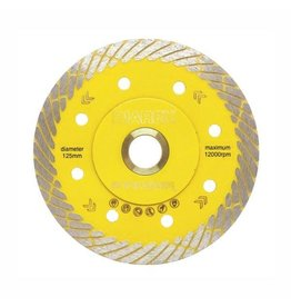 CDK Stone 125mm DIAREX Stinger Ultra Thin Blade