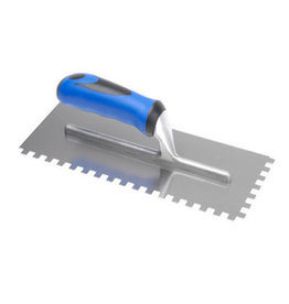 BAT Trims 10mm Notch BAT Pro Stainless Steel Trowel