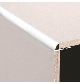 DTA 10mm DTA Aluminium Round Edge Trim Bright Silver