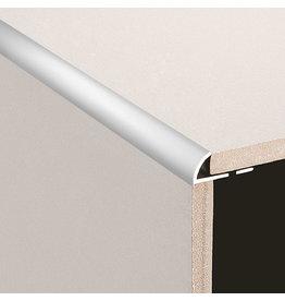 DTA 10mm DTA Aluminium Round Edge Trim Matt Silver