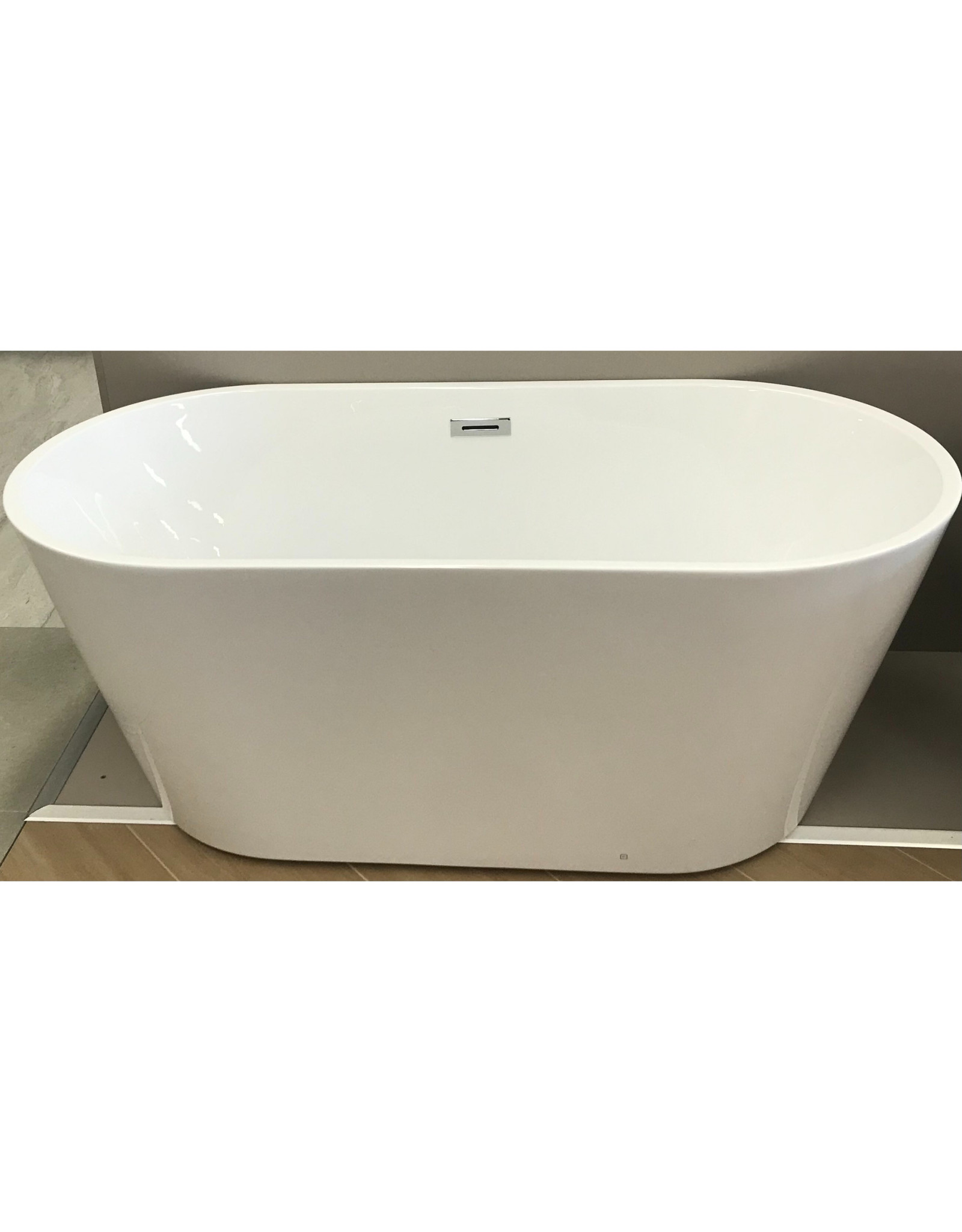 CLEARANCE CENTRE CLEARANCE - 1500mm, Voghera Bathtub
