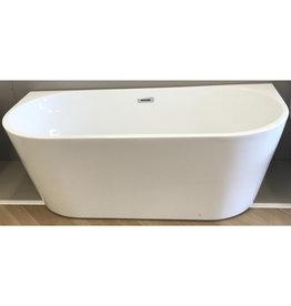 CLEARANCE CENTRE CLEARANCE - 1700mm, Verona Back to Wall Bath