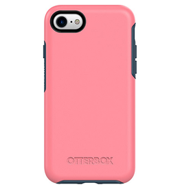 Otterbox OtterBox Symmetry Case suits iPhone 7/8 - Pink/Blue