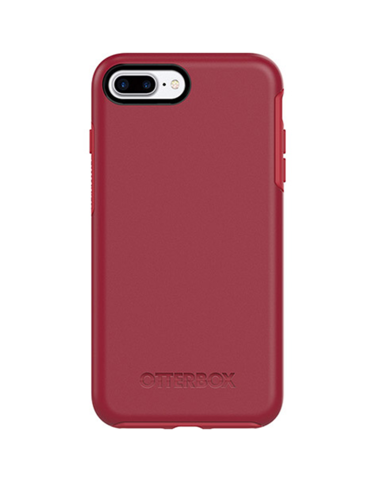 Otterbox OtterBox Symmetry Case suits iPhone 7 Plus/8 plus - Flame Red/Race Red