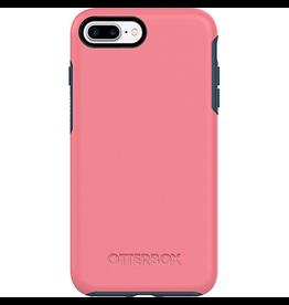 Otterbox OtterBox Symmetry Case suits iPhone 7 Plus/8 plus - Pink/Blazer Blue