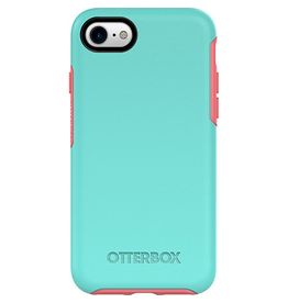 Otterbox OtterBox Symmetry Case suits iPhone 7/8 - Aqua Mint/Pink