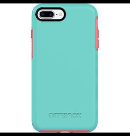 Otterbox OtterBox Symmetry Case suits iPhone 7 Plus/8 plus - Mint/Candy Pink