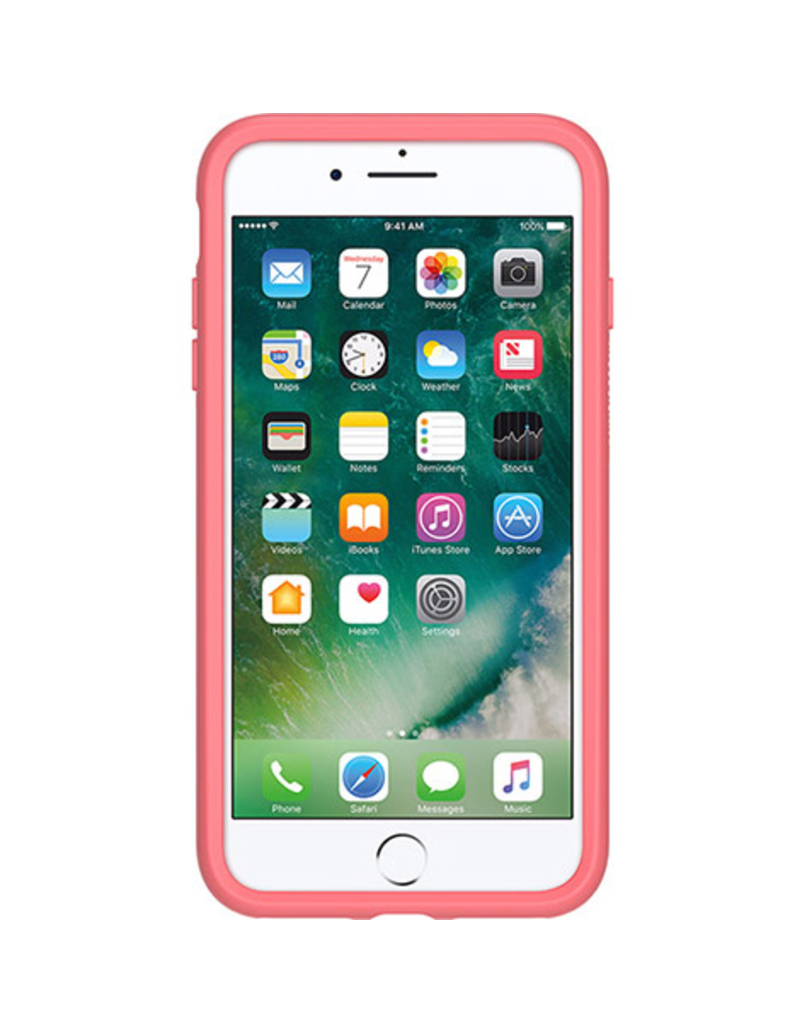 Otterbox OtterBox Symmetry Case suits iPhone 7 Plus/8 plus - Mint/Candy Pink