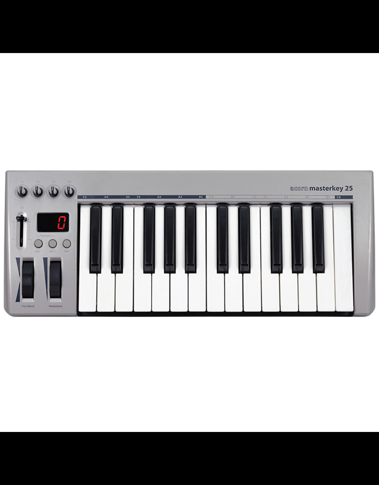 Nektar Acorn Masterkey 25 USB Portable Controller Keyboard