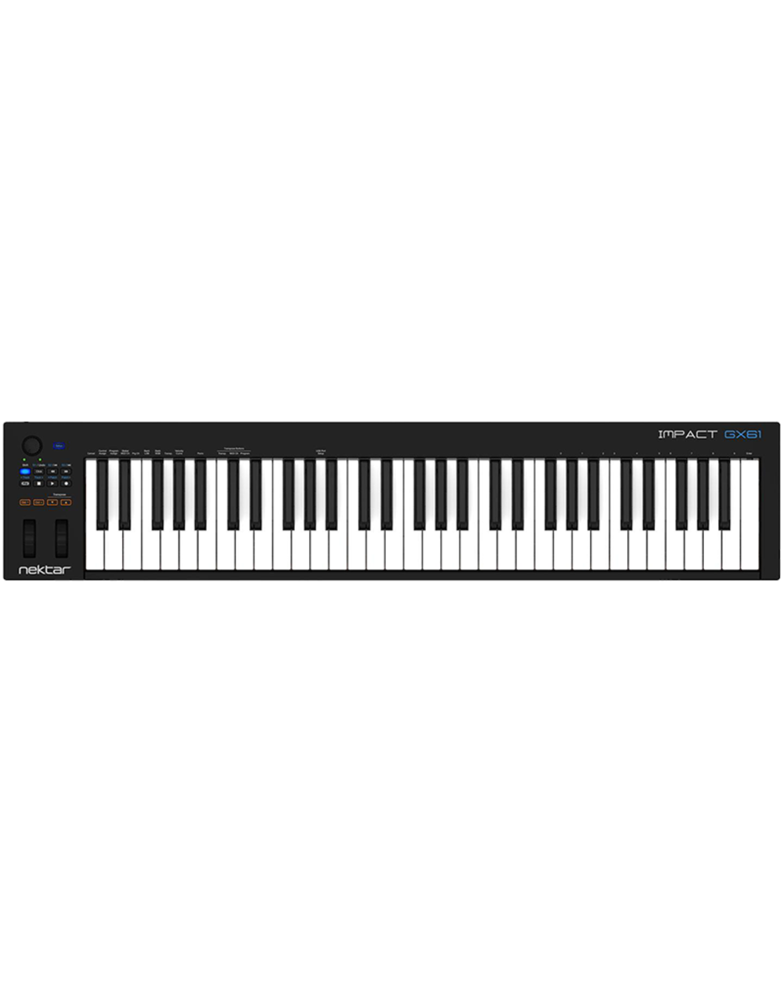 Nektar Nektar Impact GX61 Controller Keyboard