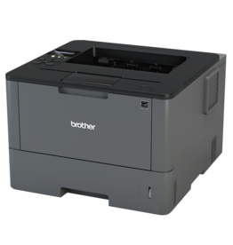Brother Brother HL-L5200DW Black and White Laser Printer Wireless Networkable with Auto Duplexer - 40PPM - AIRPRINT