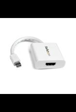 Startech Startech Mini DisplayPort to HDMI Video Adapter Converter 1920x1200 - White