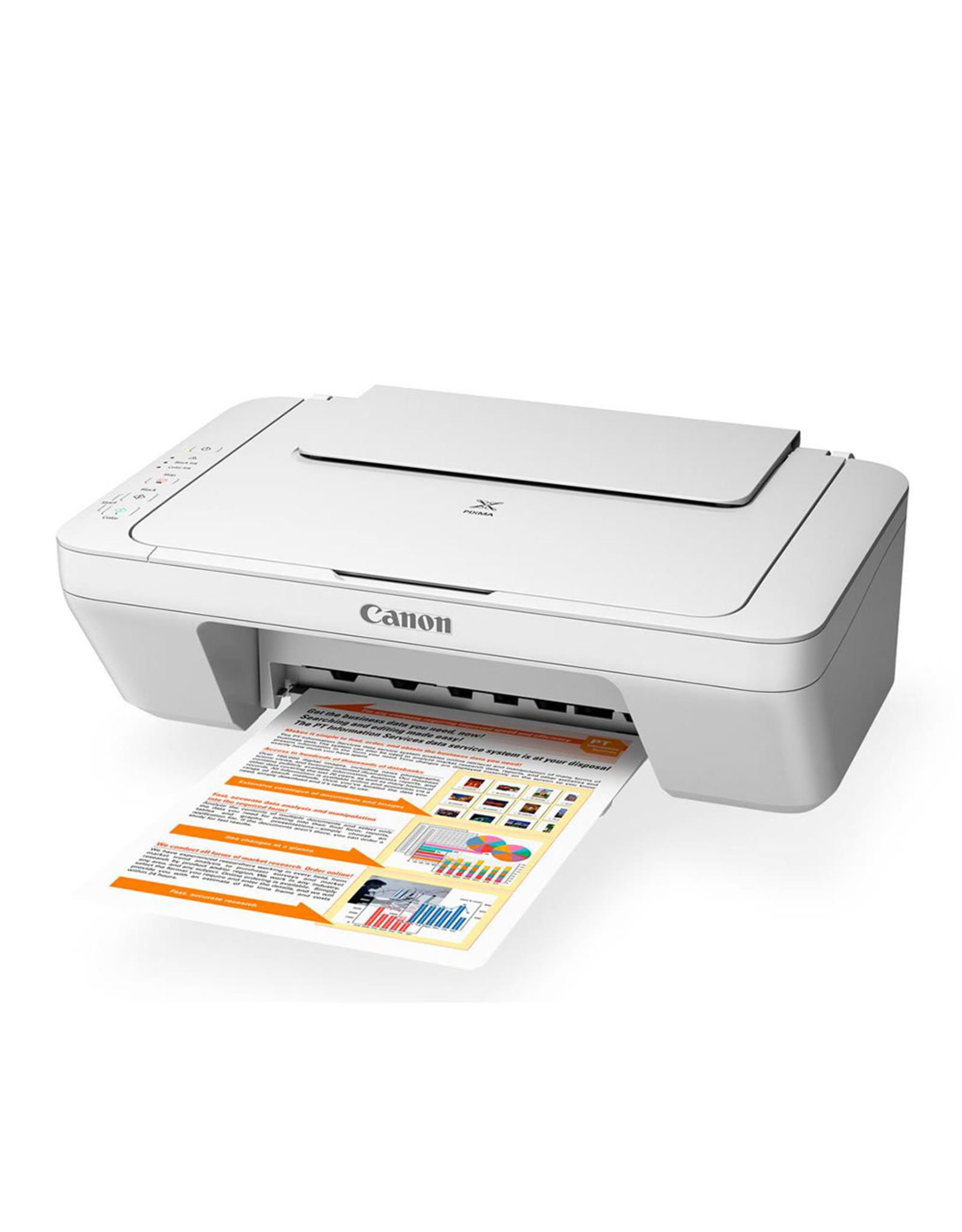 Canon Canon Pixma MG2560BK All-in-One Home Print/Copy/Scan USB
