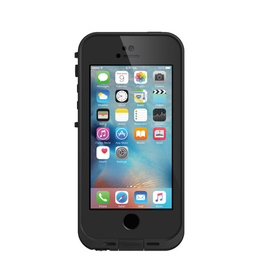 Lifeproof LifeProof Fre Case suits iPhone 5/5S/SE - Black