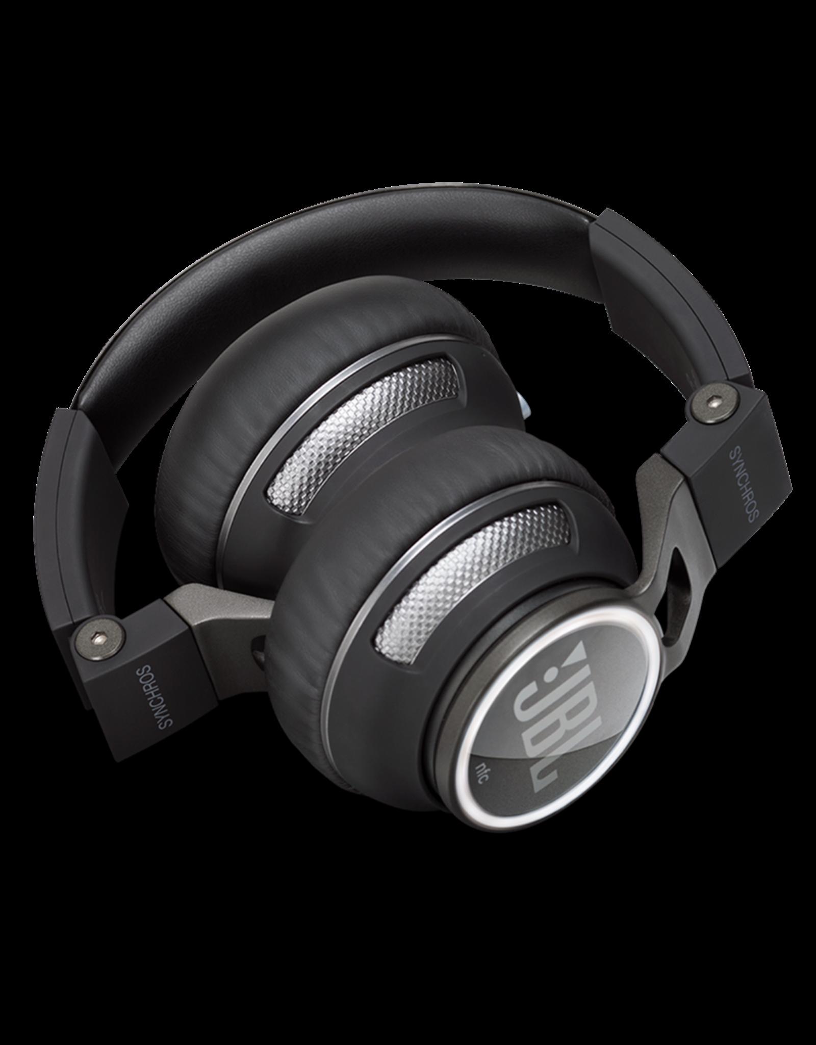 JBL JBL Synchros S400 Bluetooth headphones - Black