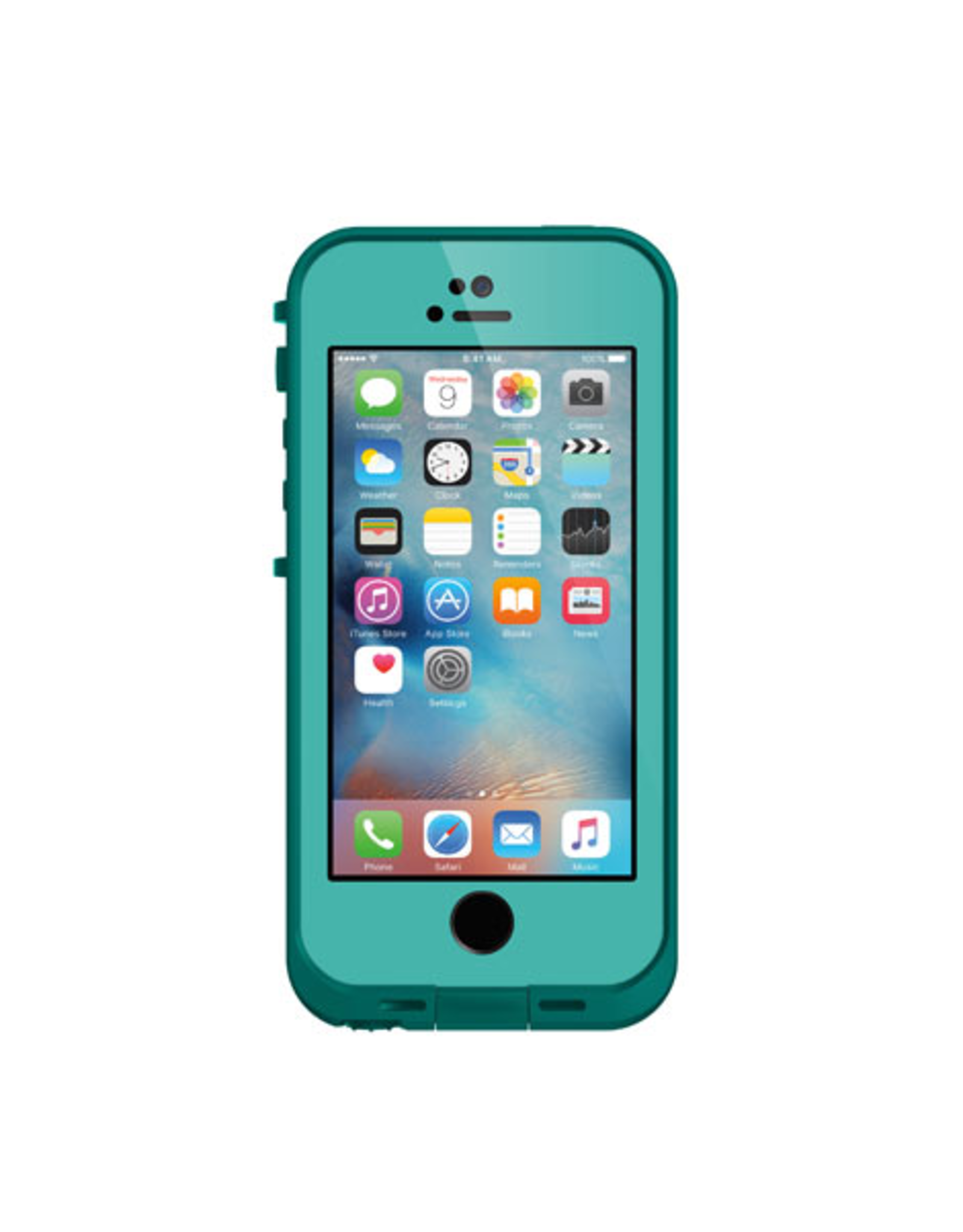 Lifeproof LifeProof Fre Case suits iPhone 5/5S/SE - Dark Teal/Teal