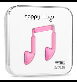 Happy Plugs Happy Plugs Earbud Pink EOL