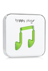 Happy Plugs Happy Plugs Earbud Green EOL