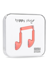 Happy Plugs Happy Plugs Earbud Coral EOL