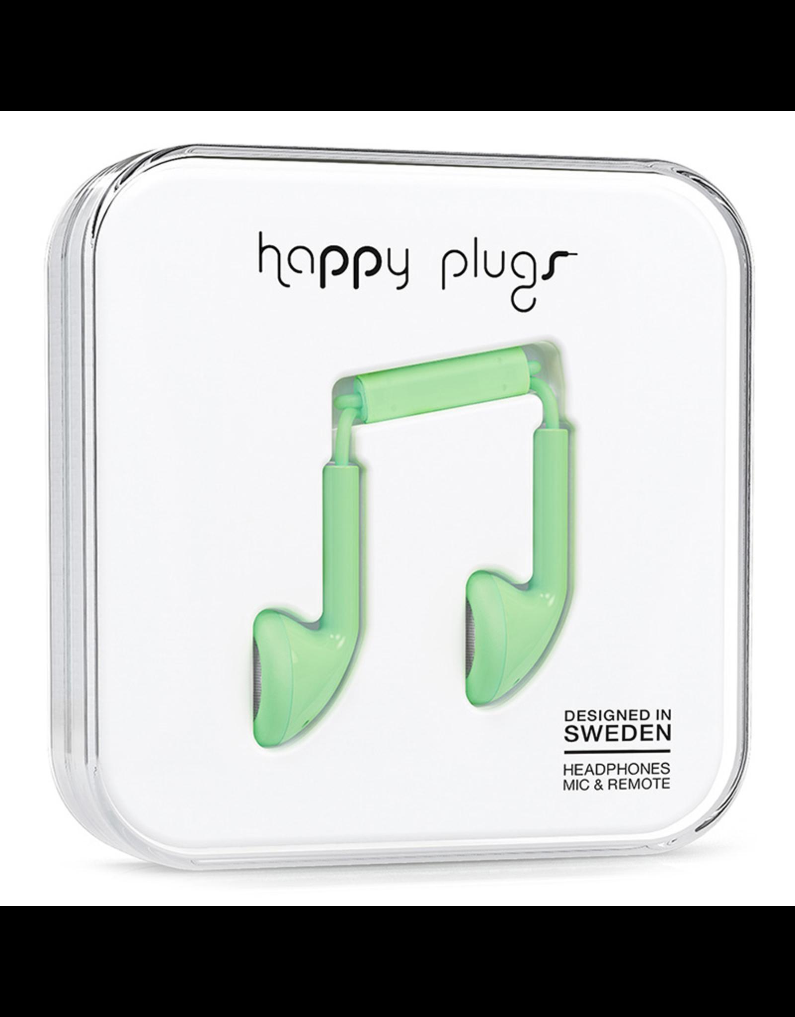 Happy Plugs Happy Plugs Earbud Mint EOL