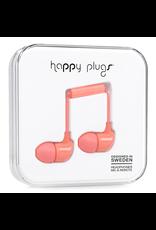 Happy Plugs Happy Plugs In-Ear Coral EOL