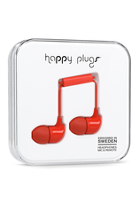 Happy Plugs Happy Plugs In-Ear Red EOL
