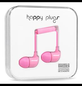 Happy Plugs Happy Plugs In-Ear Pink EOL