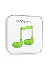 Happy Plugs Happy Plugs In-Ear Green EOL
