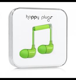 Happy Plugs Happy Plugs In-Ear Green EOL